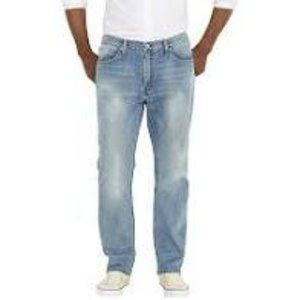 Levi's Men's  541 Athletic Tapper Light Wash Jeans Size: 35